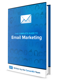 FREE Convertkit Guide to Email Marketing
