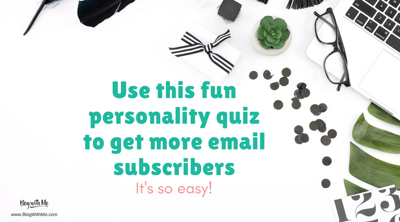 How to Build an Email List From Scratch using a Quiz Generator