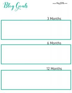Blog Planner: How to Use This Free Printable Planner to Grow Your Blog