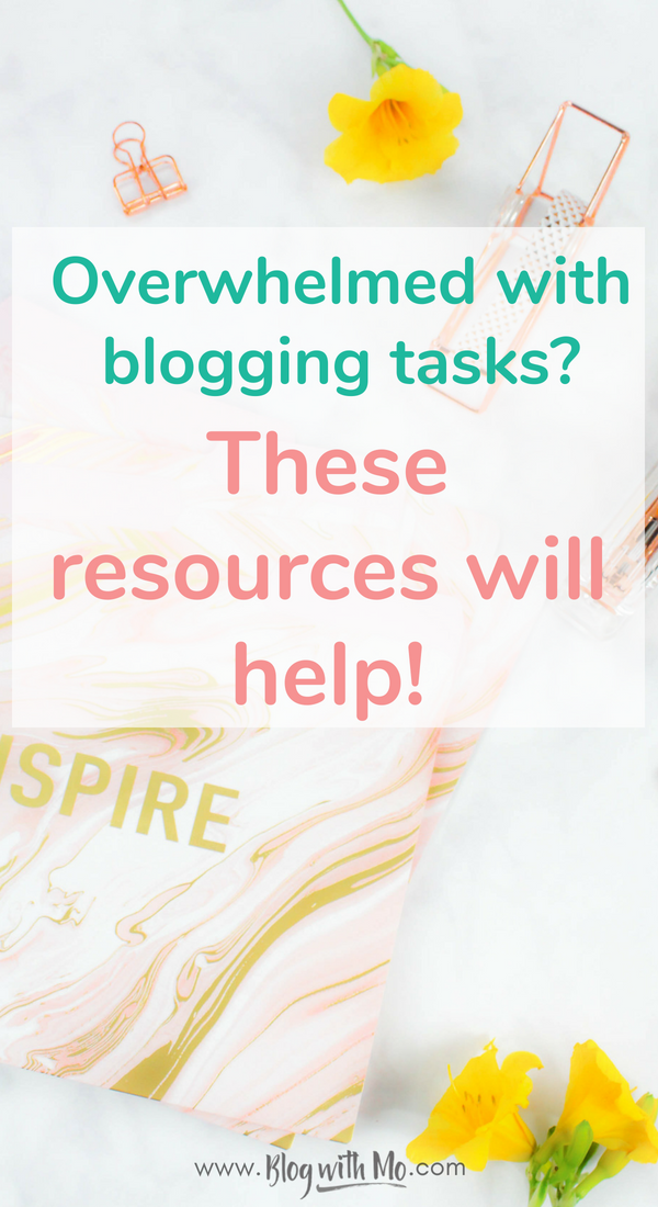 Are you overwhelmed with blogging tasks and wish that there were tools out there that could help you out? These blogging tools for beginners are just that. All the resources that help you to run your blog like a well-oiled machine and stat making money online.