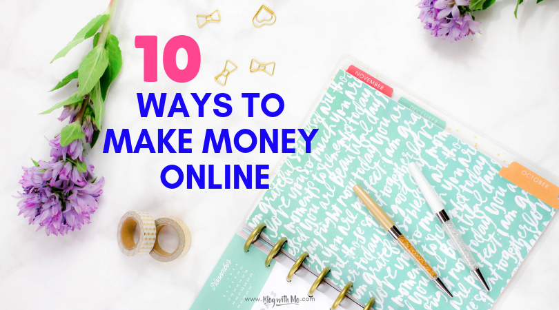 10 Ways to Make Money Online with Thinkific