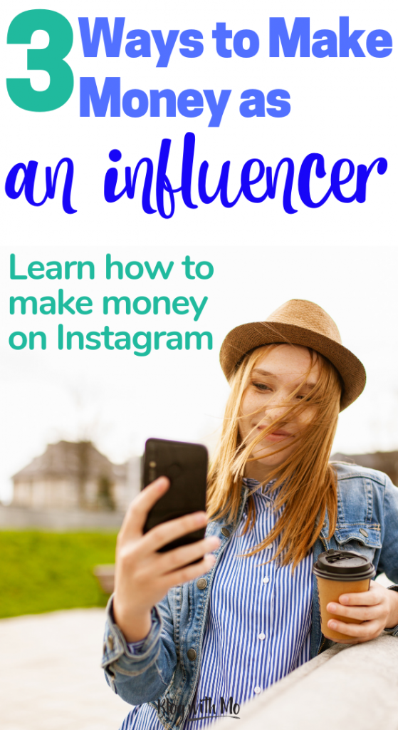 How to make money as an influencer. Three secrets to influencer marketing you're missing. Making money on Instagram broken down. Want to make money online? Learn the secrets here.