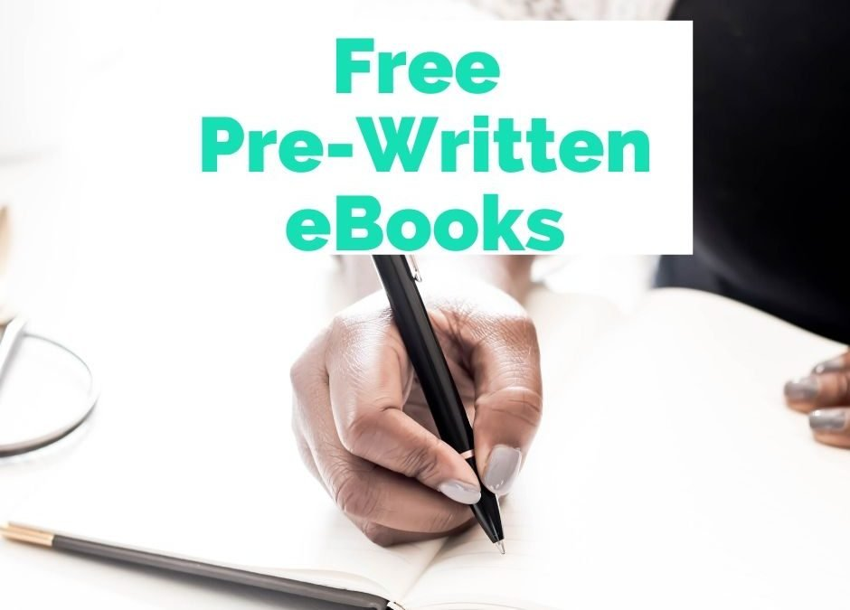 Free PLR eBooks You Can Use to Grow Your Blog