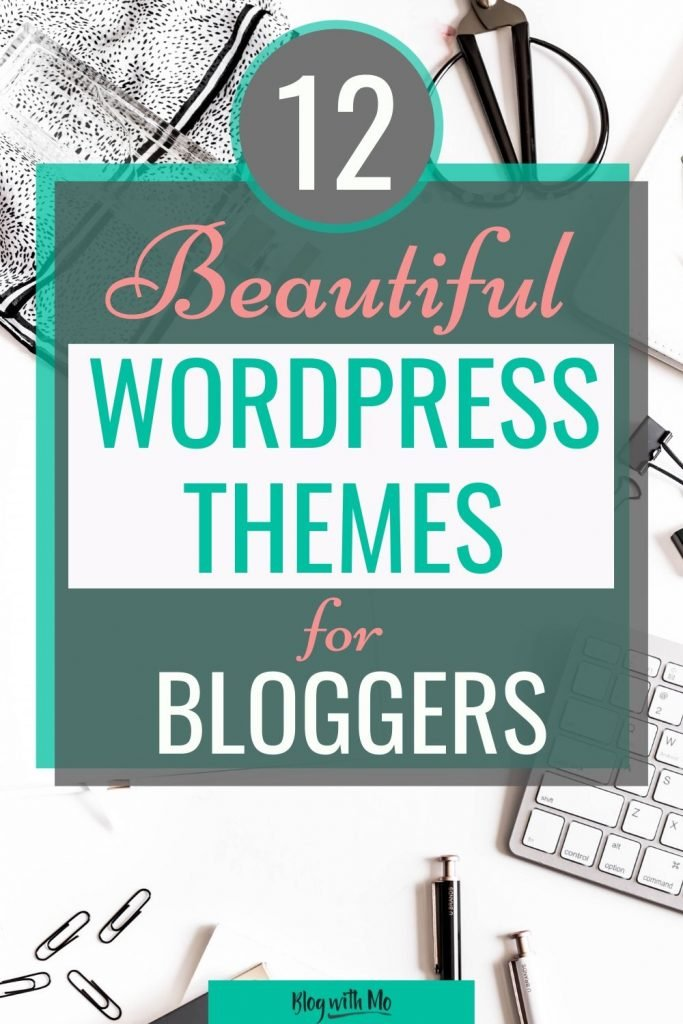 chic wordpress themes for bloggers