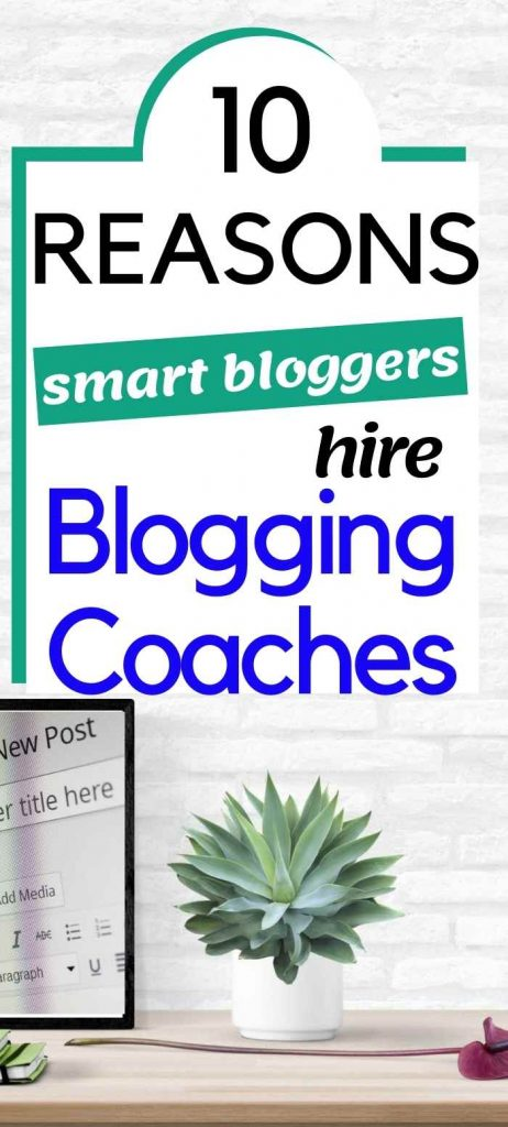 benefits of a blogging coach