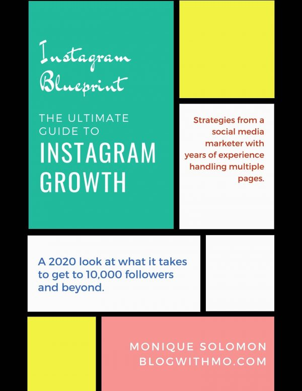 Instagram Blueprint - The Ultimate Guide to Instagram Growth in 2020